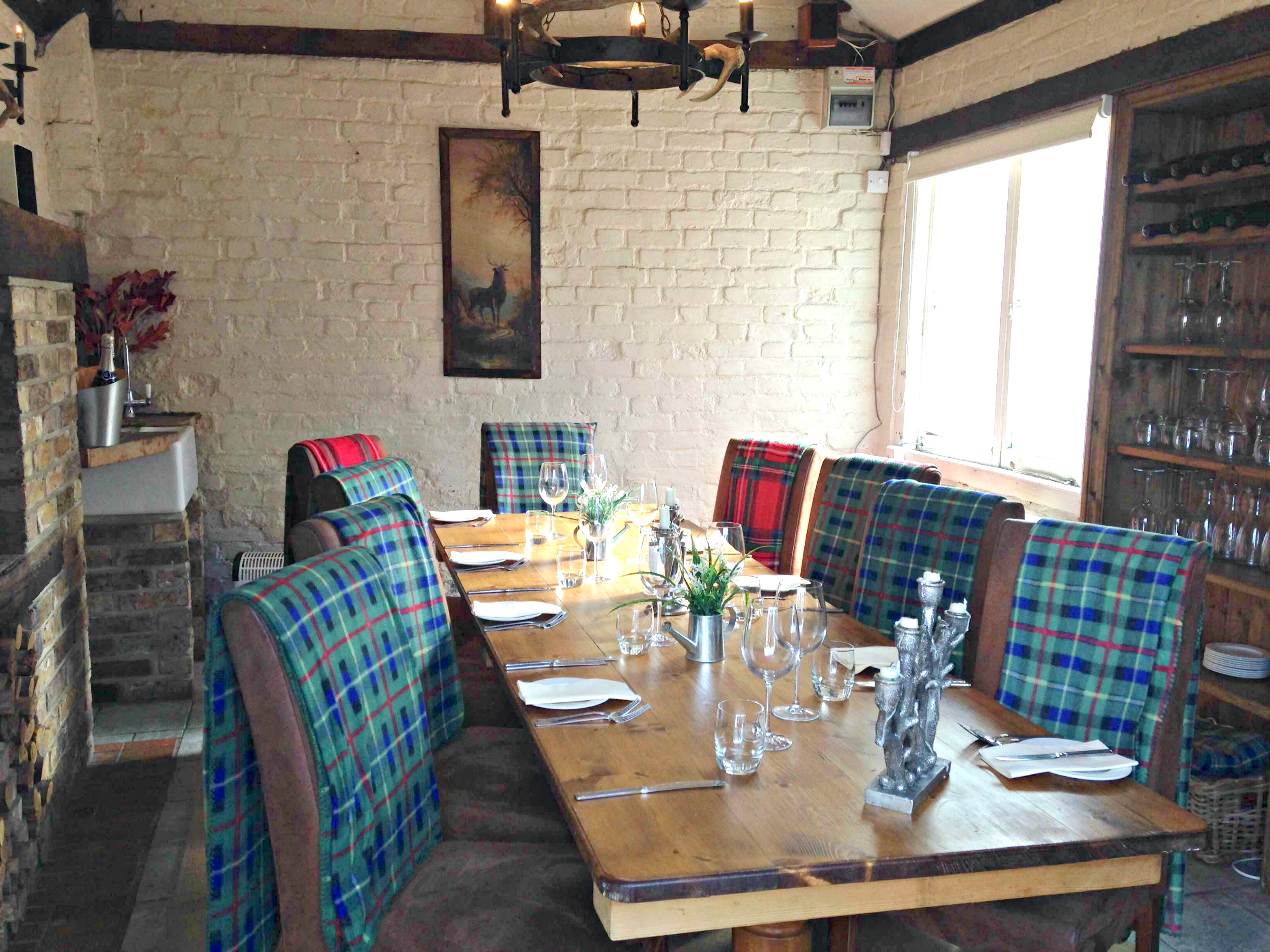 Private Dining for up to 12 guests