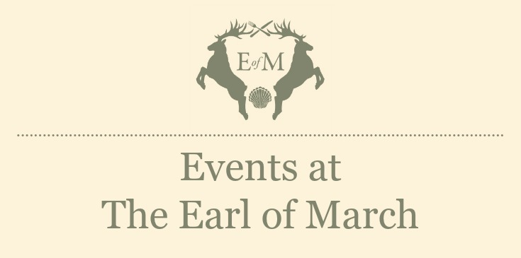 Events at The Earl