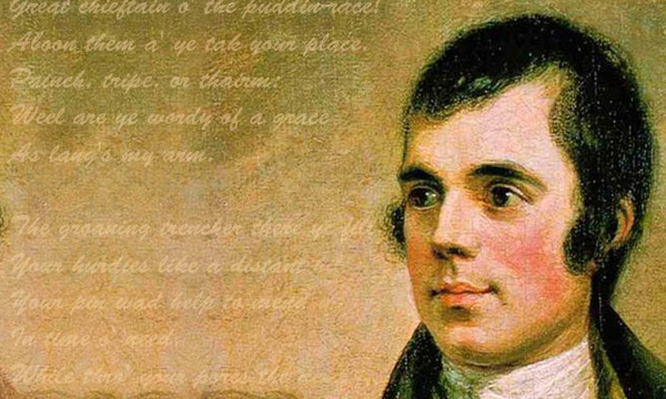 Celebrate Burns Night with us at The Earl…