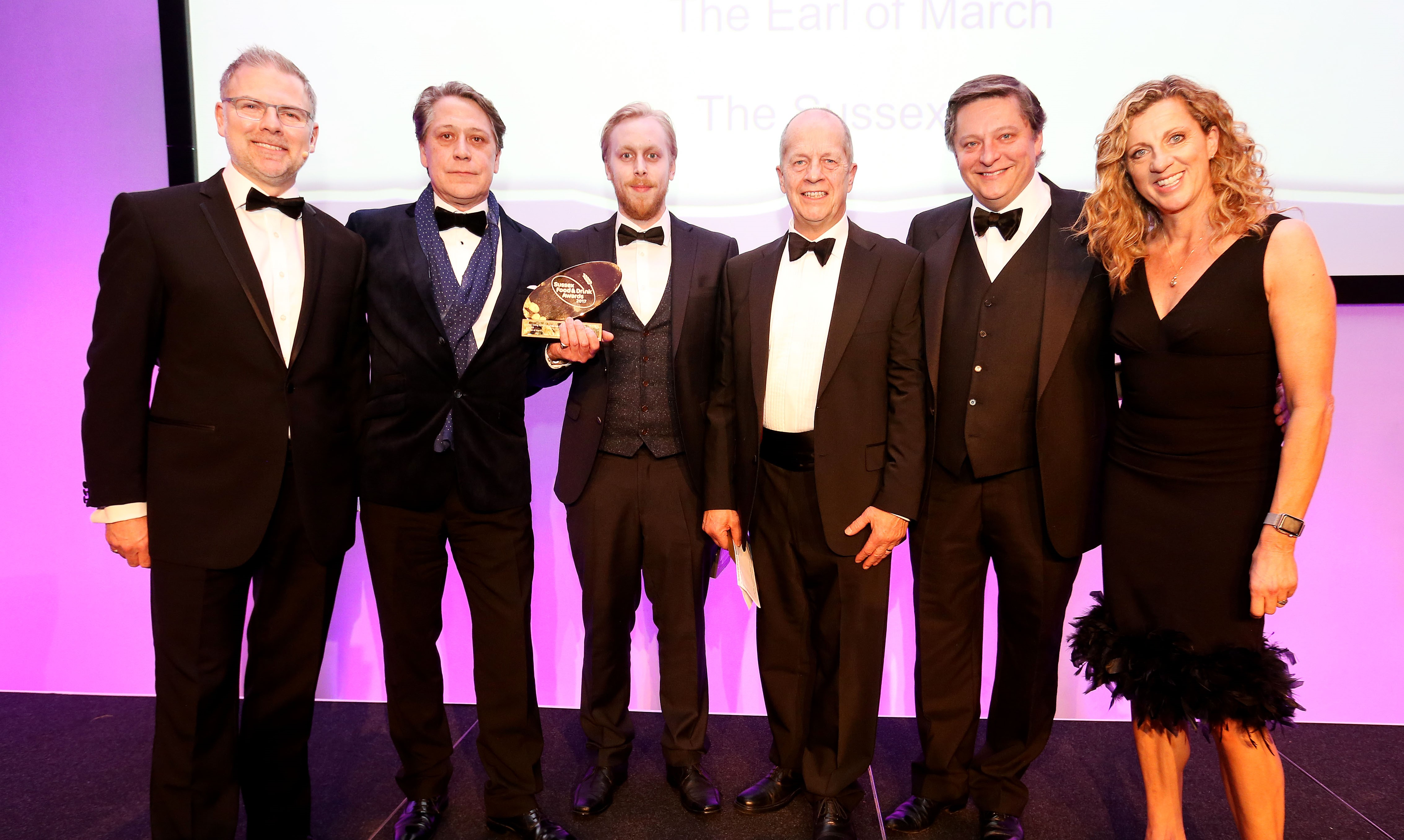 We are very proud Winners of the Sussex Food & Drink Awards !!