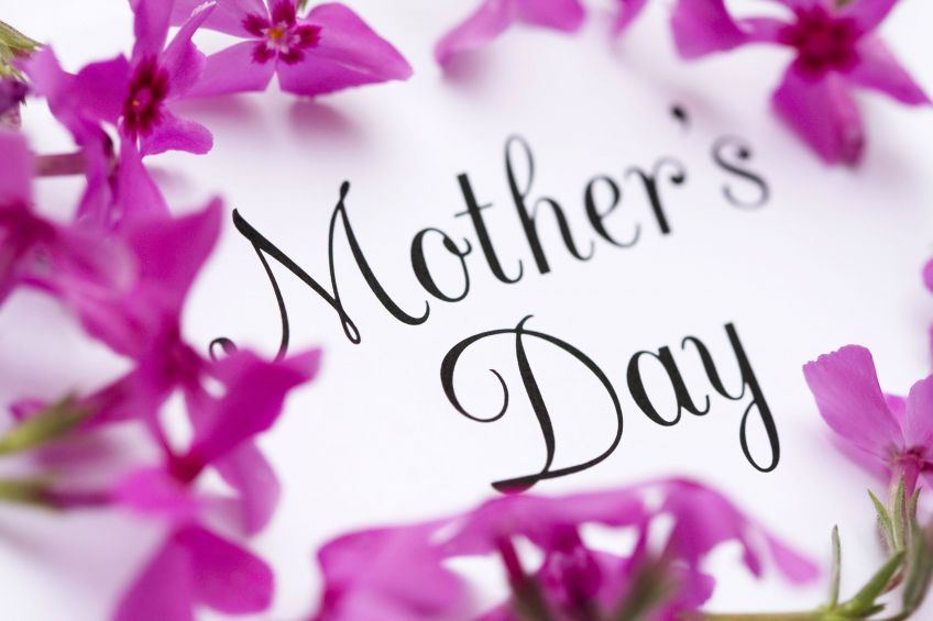 Spoil your mum and book early for Mothers Day!!