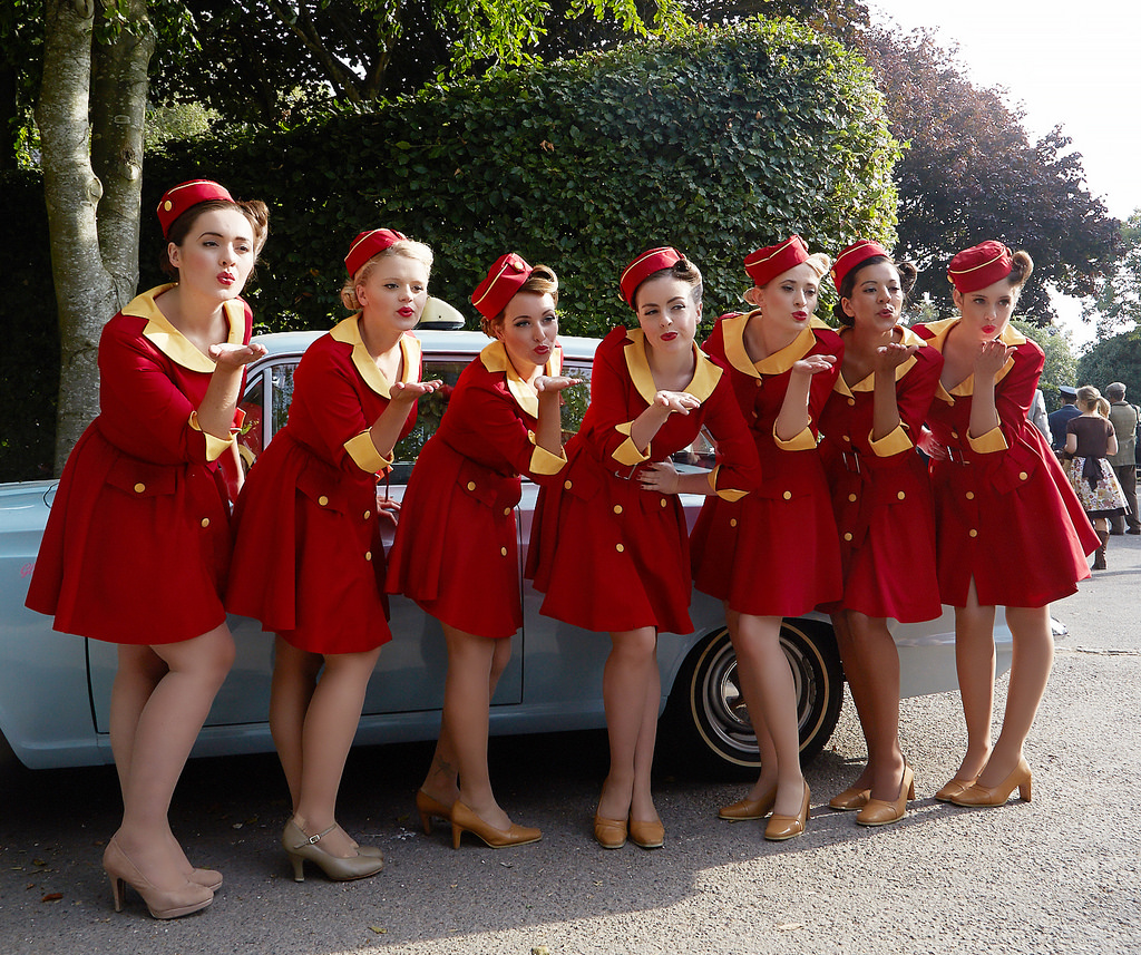 The Goodwood Revival is here!!