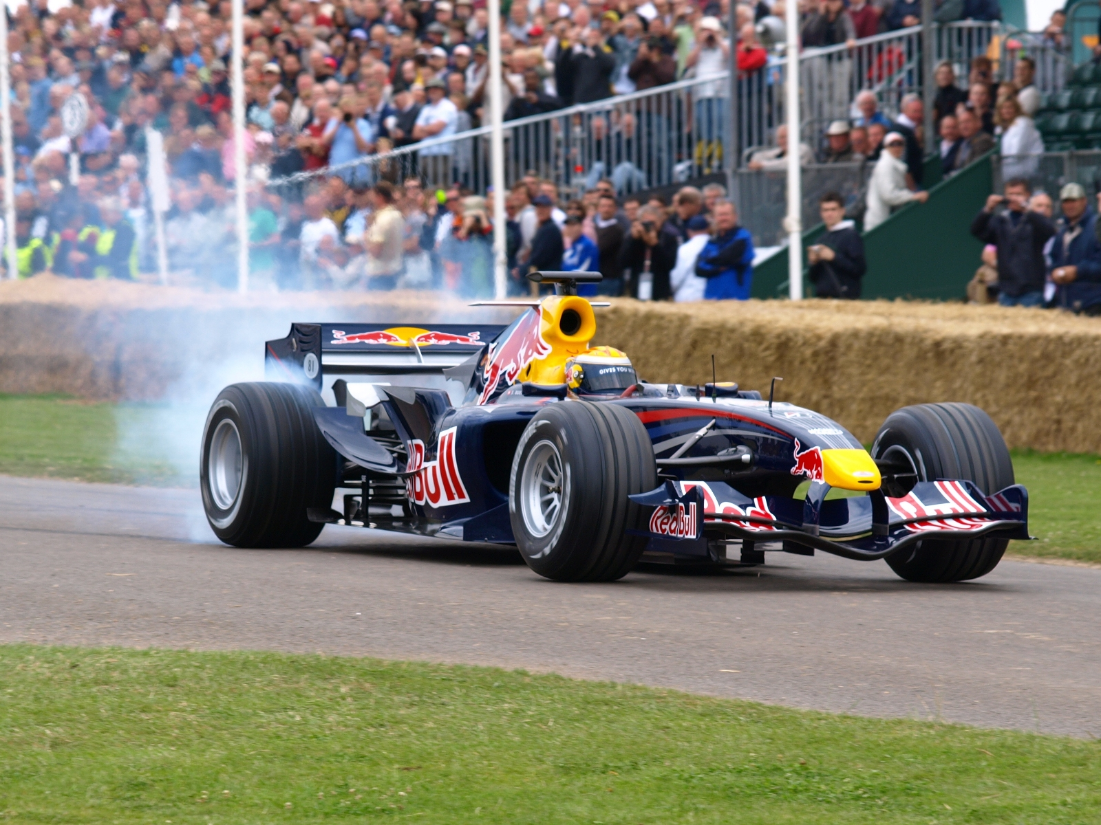 Goodwood Festival of Speed <br/>Thursday 12 July-Sunday 15 July-tables still available!